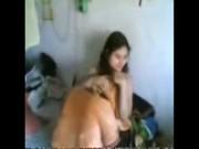 -->Любимый порадовал девушку приятным вагинальным сексом - RussiaPorno.net